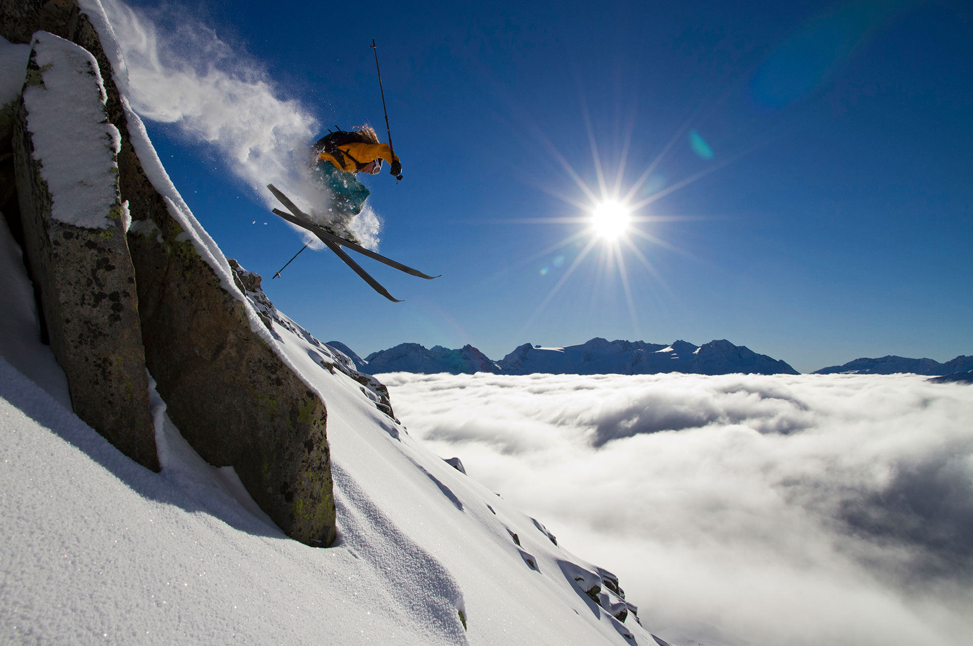 Freeride-Shooting